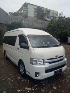 Sewa Toyota Hiace Jakarta Bandung