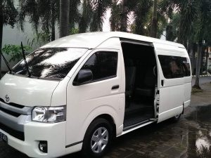 Rental Hiace di Jakarta